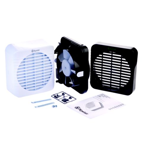 XPelair Extractor Fan, GXC6 100mm