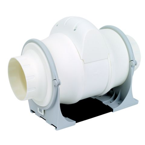 XPelair Mixed Flow Inline Fan 100 mm