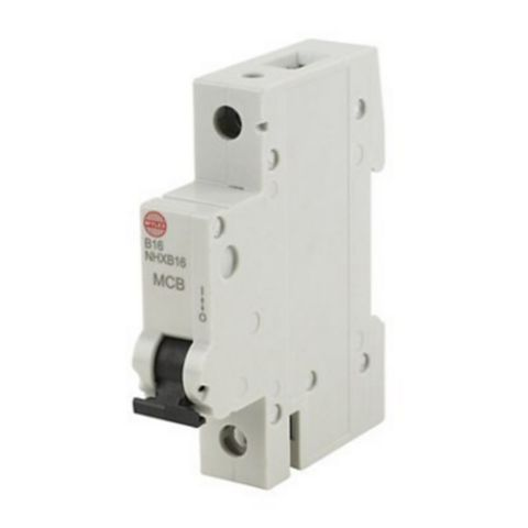 Wylex Rail Mounted MCB, 16A 230V