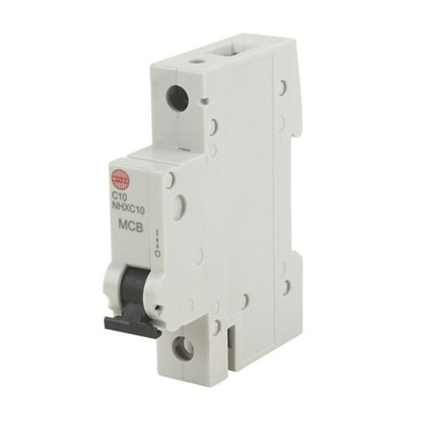 Wylex Rail Mounted MCB, 10A 230V