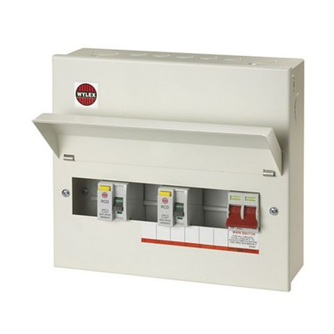 Wylex High Integrity Consumer Unit