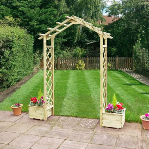 Rowlinson Softwood Apex Top Arch