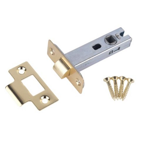 Smith & Locke Tubular Mortice Latch (L)76mm (W)25mm