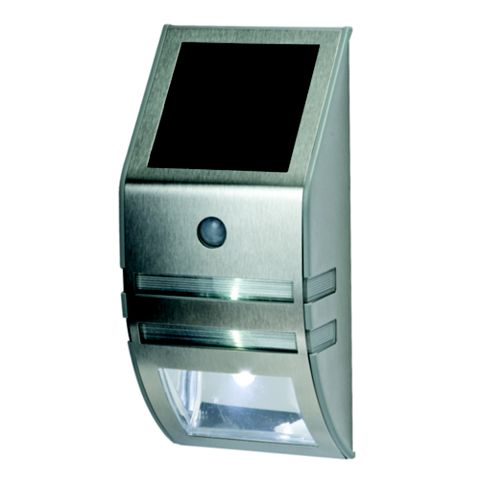 Lap External PIR Wall Light