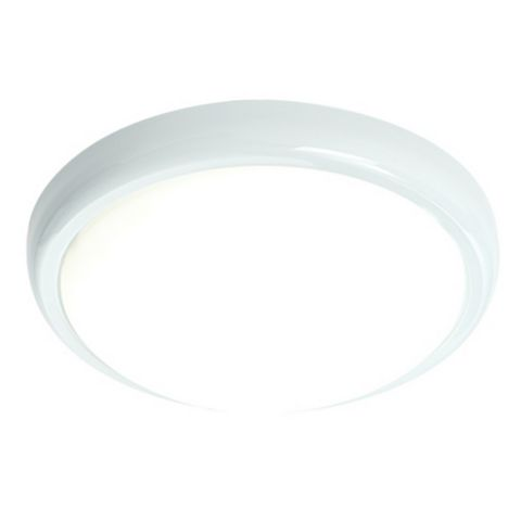 Falcon White Ceiling Light