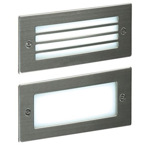 Cool White LED Brick Light