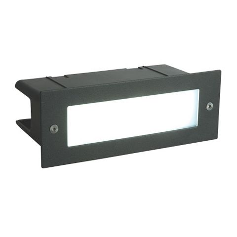 Saxby Seina Black External Brick Light