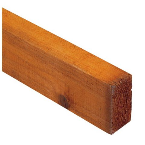 Timber Sawn Treated (T)47mm (W)75mm (L)2400mm
