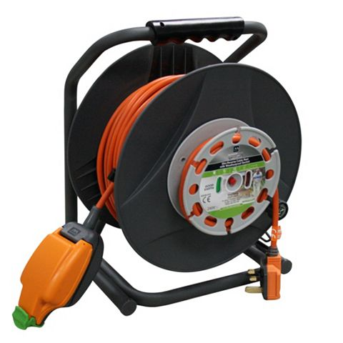 Masterplug 30m Cable Reel