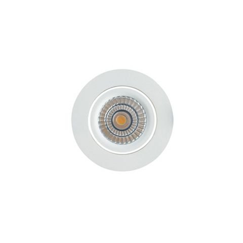 Luceco White LED Downlight 6.2 W
