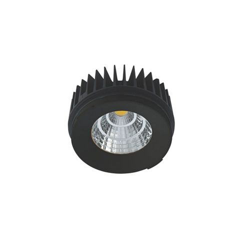 Luceco Black Downlight 15 W