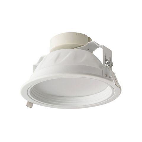 Luceco White LED Downlight 12 W