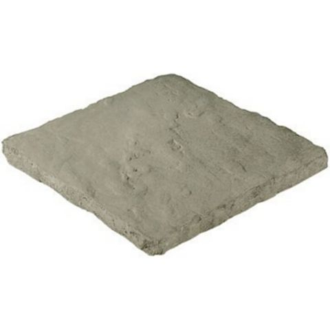 Bradstone Old Town Riven Grey Green Paving Kit, 450 x 450mm 10.2m², Pack of 48