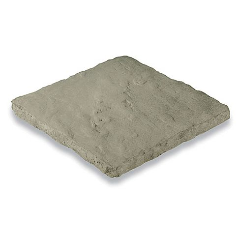 Bradstone Old Town Riven Grey Green Paving Kit, 600 x 600mm 8.2m², Pack of 22