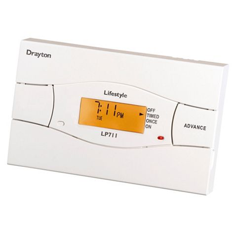 Drayton Electronic Time Switch
