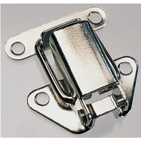 Nickel Plated Toggle Catch, Pack of 10