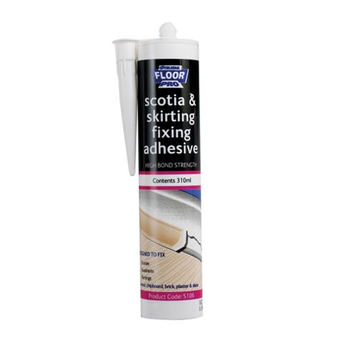 Stikatak Scotia & Skirting Fixing Adhesive 310ml