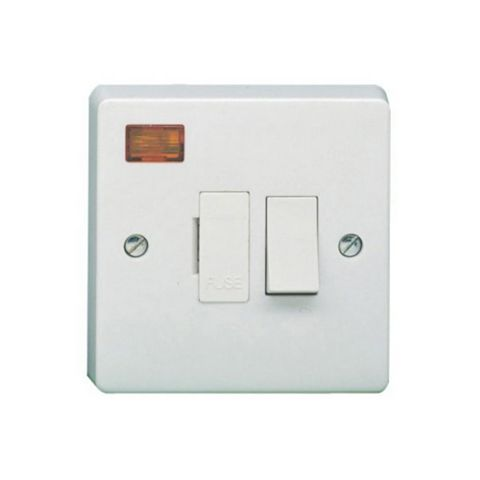 Crabtree Switched Fused LED Indicator Connection Unit 13A