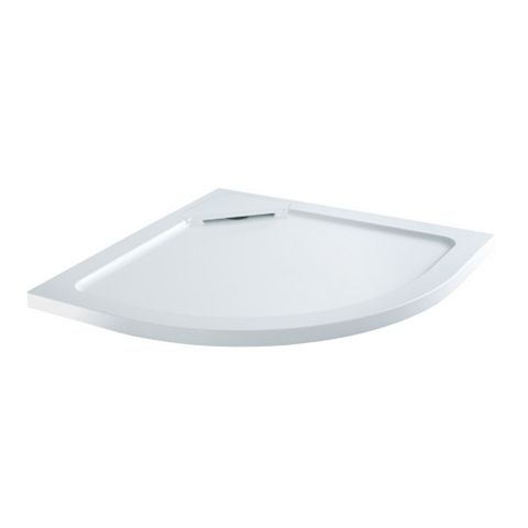 Quadrant Shower Tray with Hidden Waste