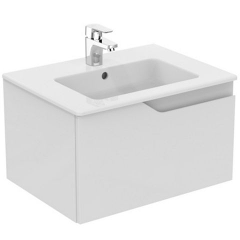 Ideal Standard Imagine Gloss White Vanity Unit, Basin & Mixer Pack