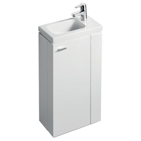 Ideal Standard Imagine Compact White Vanity Unit, RH Basin & Mixer Pack