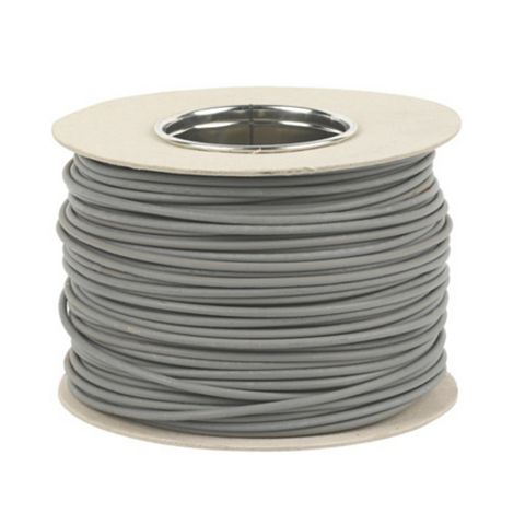 Tower 2.5mm² Conduit Wiring Cable, Grey 100m