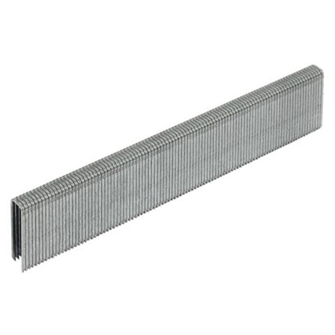 Tacwise 22mm Galvanised Staples, 91/22MM DIVERGENT POINT STAPLES, Pack of 1000