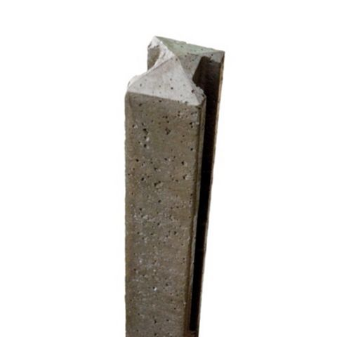 Grange Concrete Fence Post, 2.36m