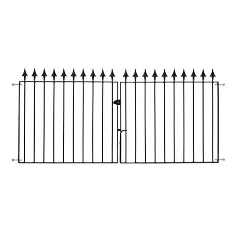 Metpost Metal Spear Top Gate (H)935mm (W)1275mm