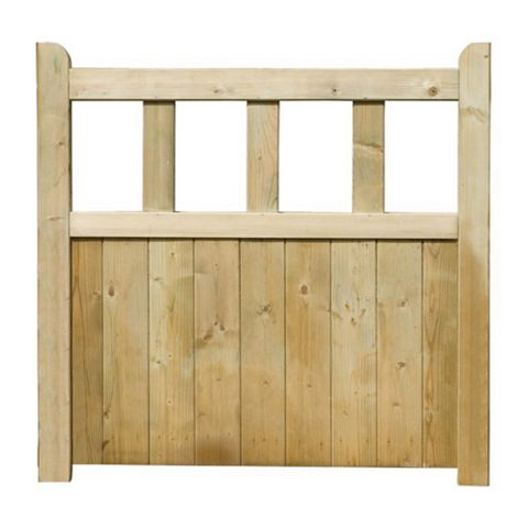 Grange Timber Infill Gate (H)900mm (W)900mm