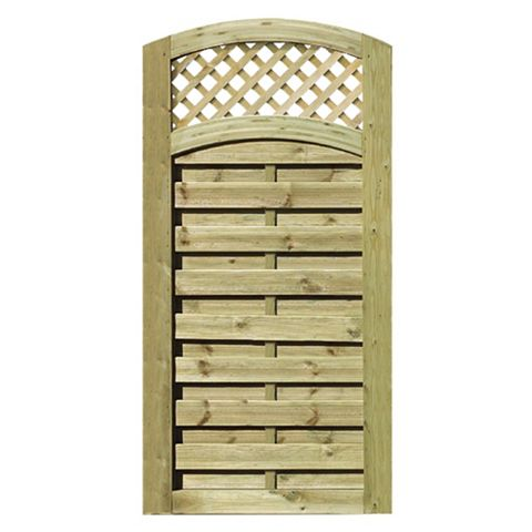 Grange Timber Woodbury Gate (H)985mm (W)900mm