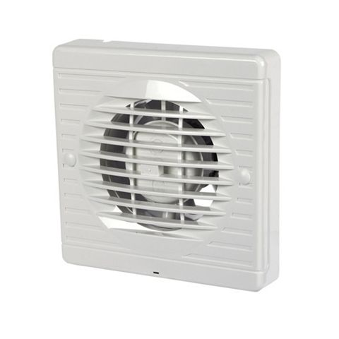 Manrose Xf100T Bathroom Extractor Fan with Timer 100 mm