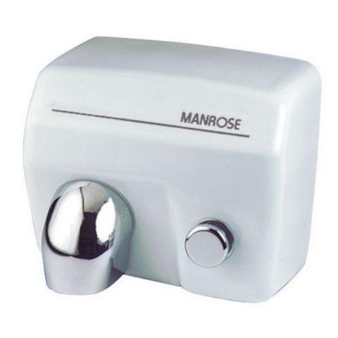 Manrose MAN/E-88 2.4 kW Hand Dryer