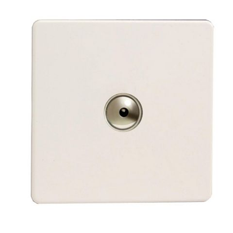Varilight 1-Way Single Ice White Single Remote Control Dimmer Switch