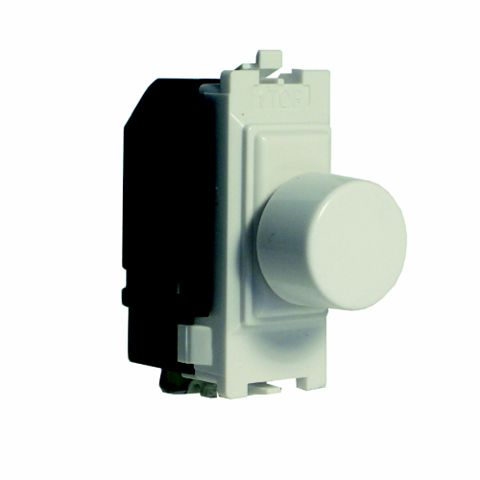 Varilight 1-Gang 2-Way White Dimmer Switch Module