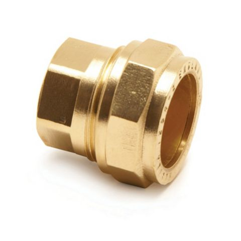 Pegler Compression Stop End (Dia)28 mm