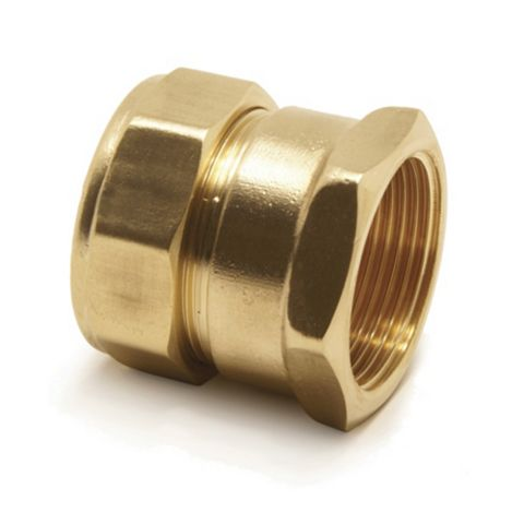 Pegler Compression Female Coupling (Dia)28 mm