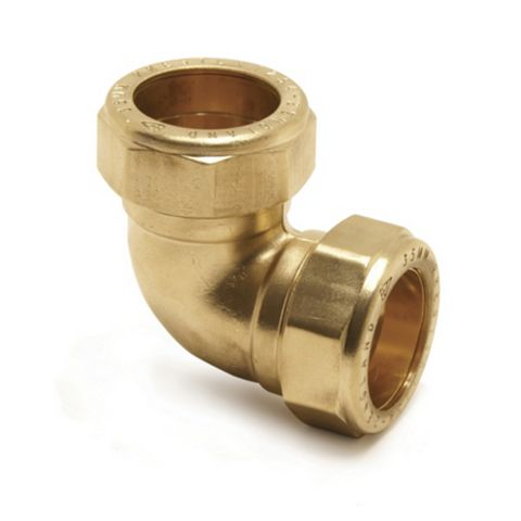 Pegler Compression Elbow (Dia)28 mm