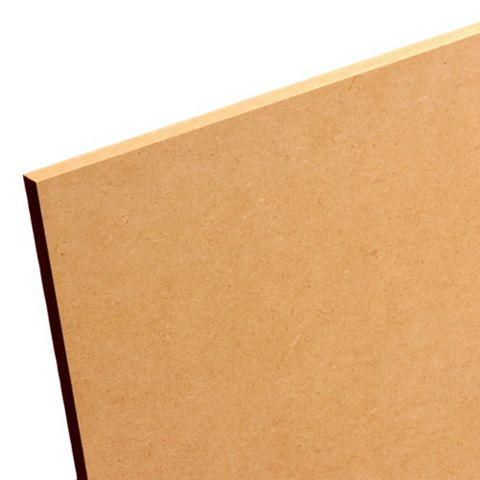MDF Board (Th)18mm (W)1220mm (L)2440mm