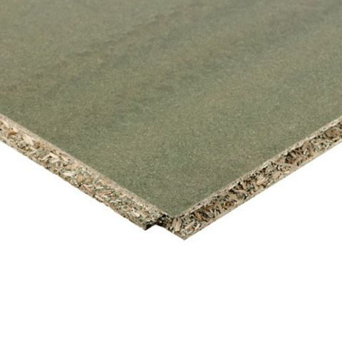 Durelis Chipboard Sheet (Th)18mm (W)600mm (L)2400mm
