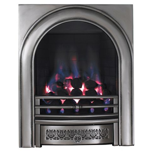Focal Point Arch Manual Control Inset Gas Fire