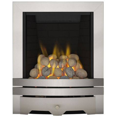 Focal Point Lulworth Full Depth Remote Control Inset Gas Fire