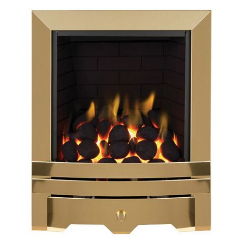 Focal Point Laiton Full Depth Manual Control Inset Gas Fire