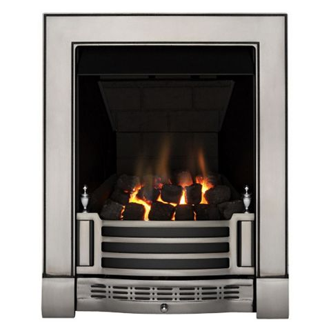 Finsbury Manual Control Inset Gas Fire