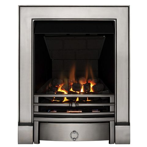 Soho Manual Control Inset Gas Fire
