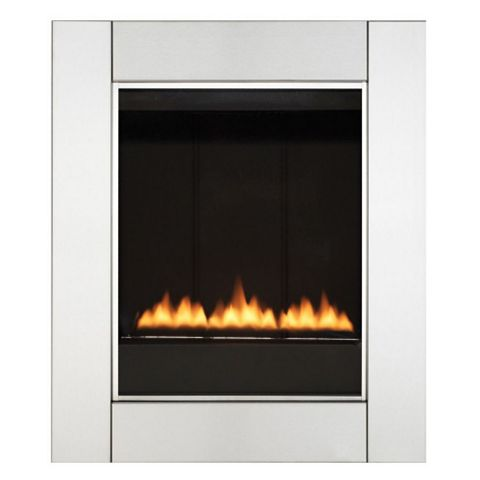 Monet Manual Control Wall Hung Gas Fire