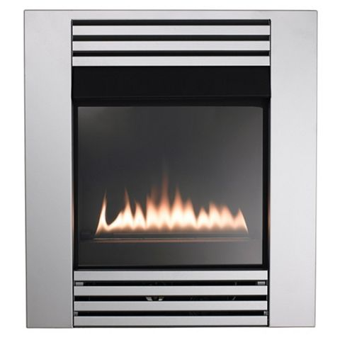 Envy Manual Control Inset Gas Fire