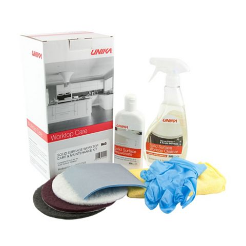 Unika Solid Surface Worktop Care & Maintenance Kit