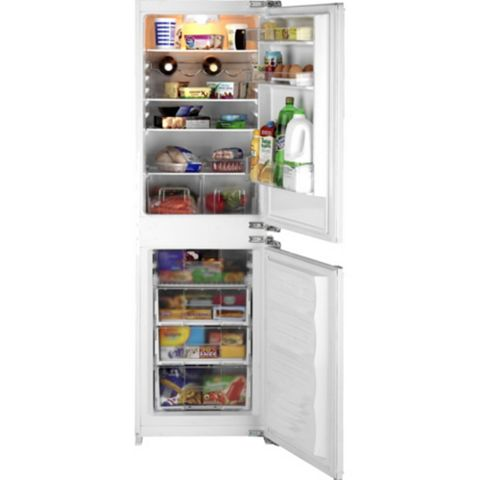Beko BC502C White Integrated Fridge Freezer