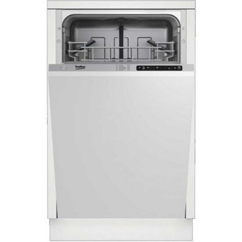 Beko DIS15010 Dishwasher, White